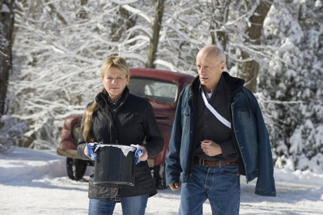 Ruth Walks with Frank