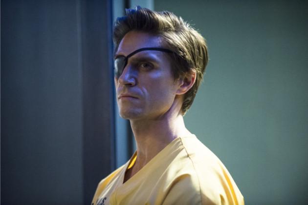 Deadshot in his New Prison Garb