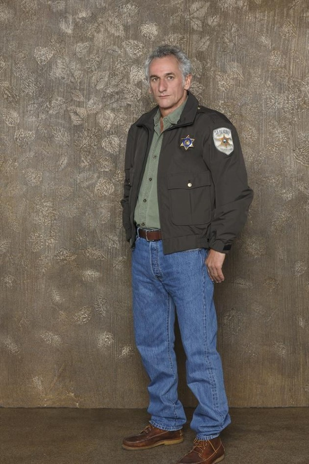 Matt Craven as Sheriff Fred Langston