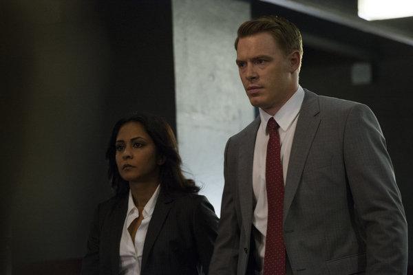 Meera Malik and Donald Ressler