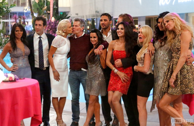 A Real Housewives of Beverly Hills Celebration