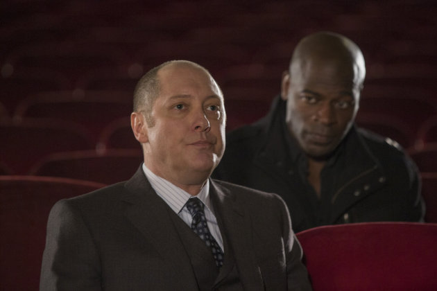 Dembe Behind Red