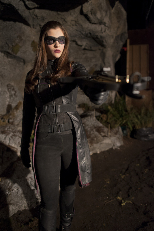 Jessica De Gouw as The Huntress