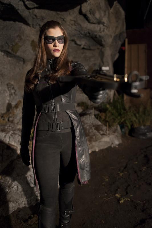 Jessica De Gouw as The Huntress
