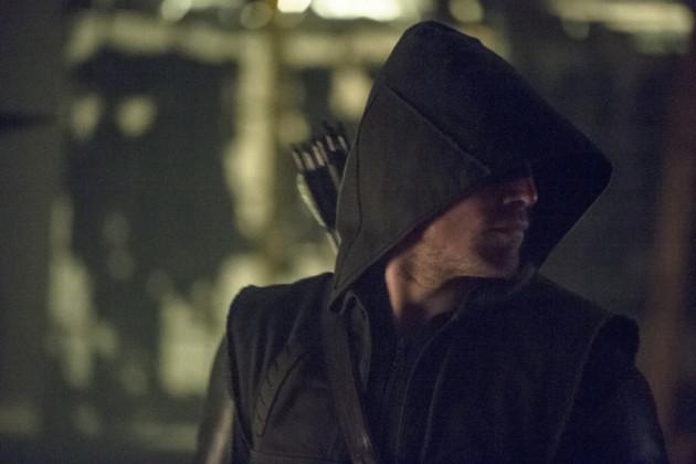 The Arrow in Profile