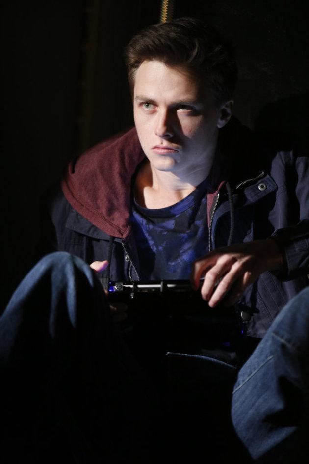 Will Denton as Harrison Lee