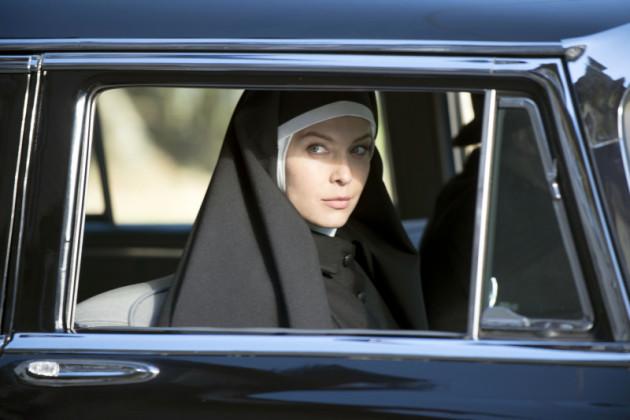 Supernatural Nun Shot