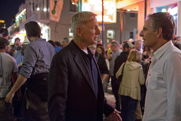 Gibbs and Pride