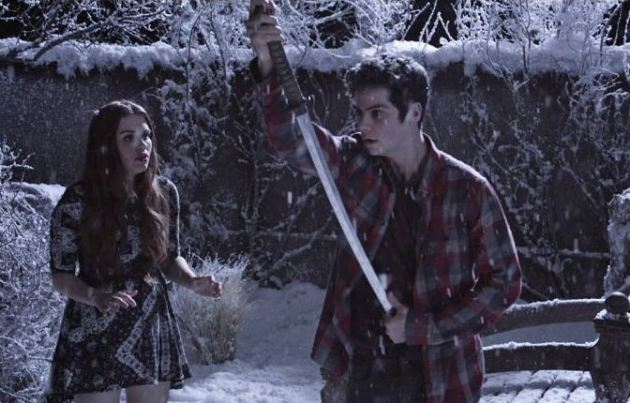 Stiles Prepares to Take His Life