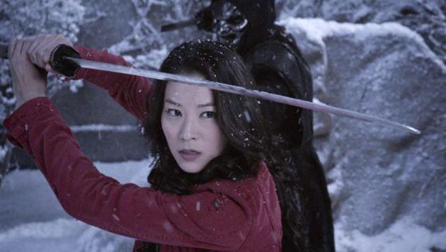 Kira Taking on Oni