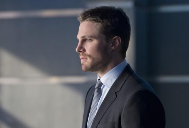 Handsome, Executive Oliver