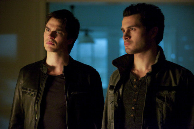 Damon & Enzo - TV Fanatic