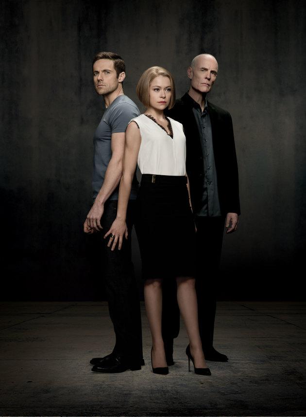 Paul, Rachel and Dr. Leekie