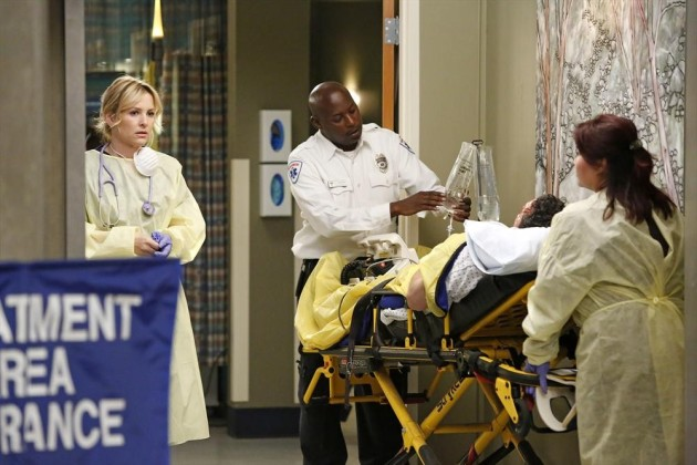 In the Grey's Anatomy ER