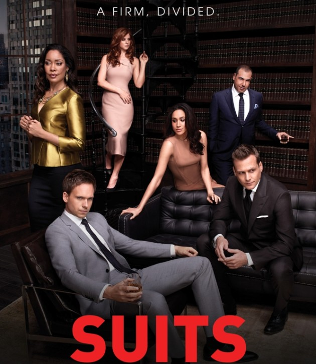 Suits Season 4 Poster