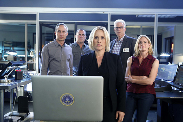 Patricia Arquette on CSI