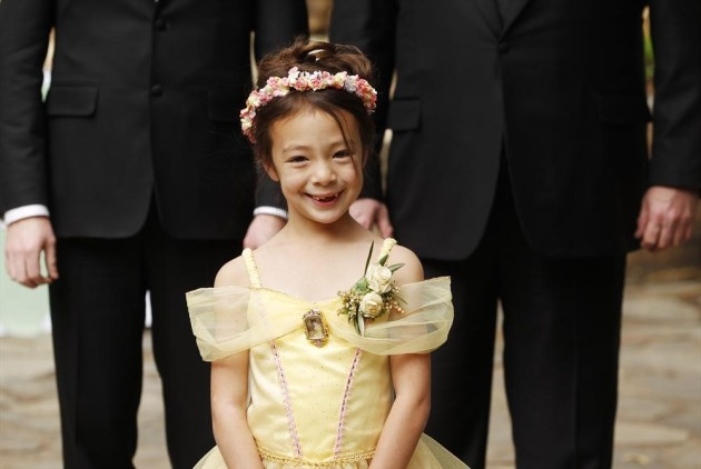 Lily the Flower Girl