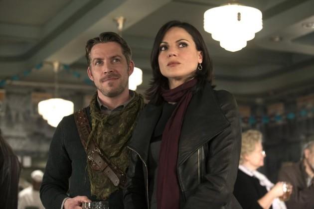 Regina Looks Concerned