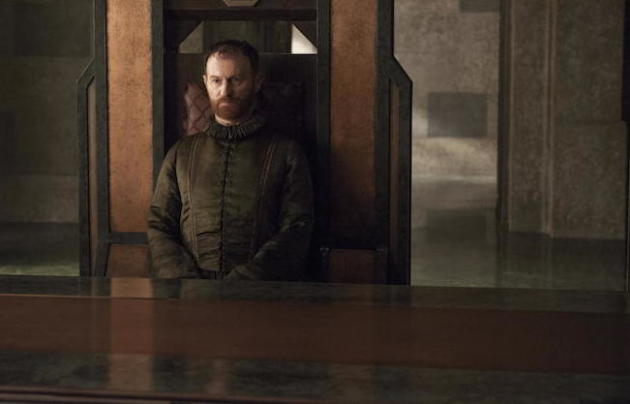 Mark Gatiss on Game of Thrones