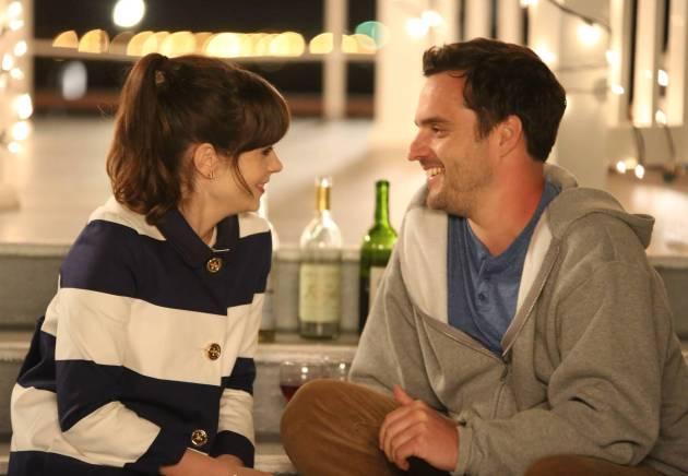 Jess and Nick on a Cruise