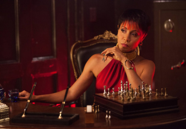 Jada Pinkett Smith on Gotham