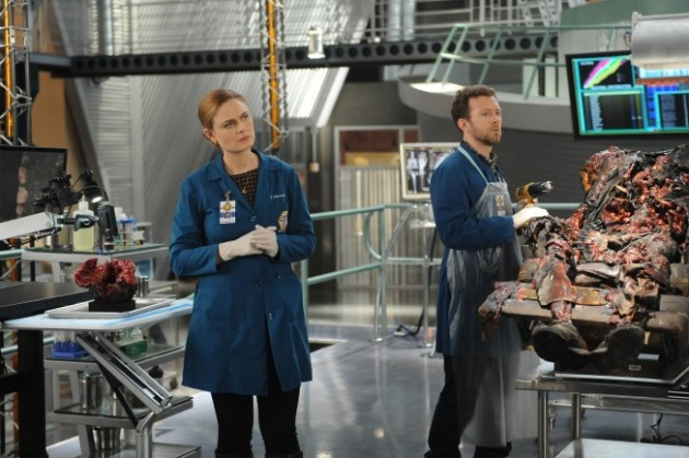 Brennan and Hodgins at Work