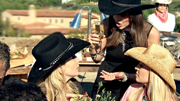 Going Country on The Real Housewives of Orange County