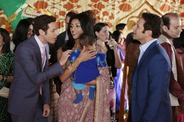 Royal Pains Premiere Photo