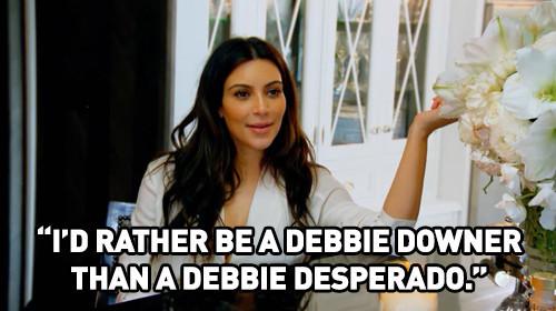 Debbie vs. Debbie