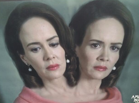 Sarah Paulson on American Horror Story: Freak Show