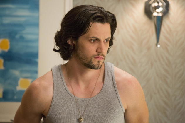 Nathan Parsons on True Blood