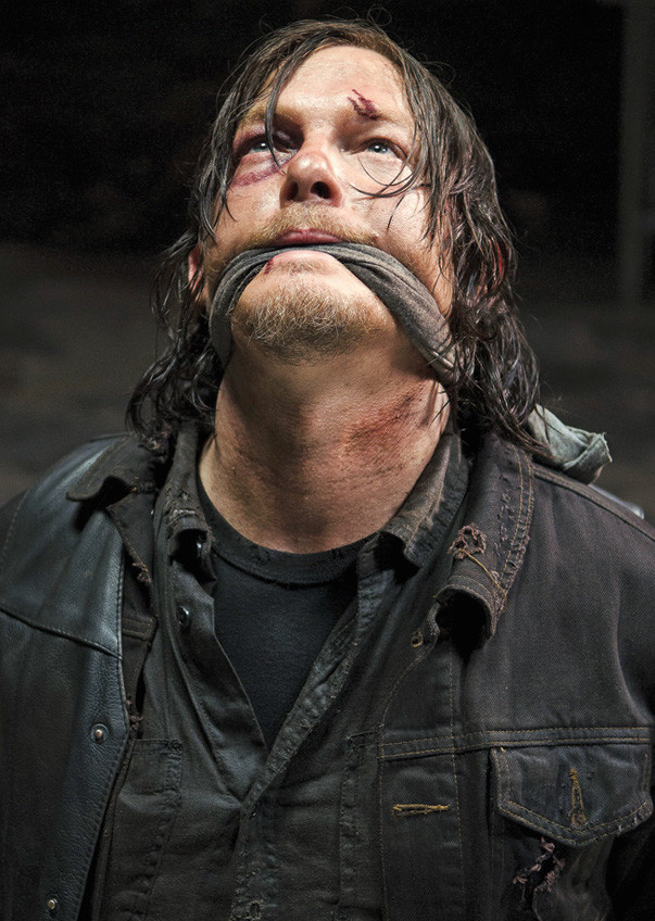 Daryl in Trouble