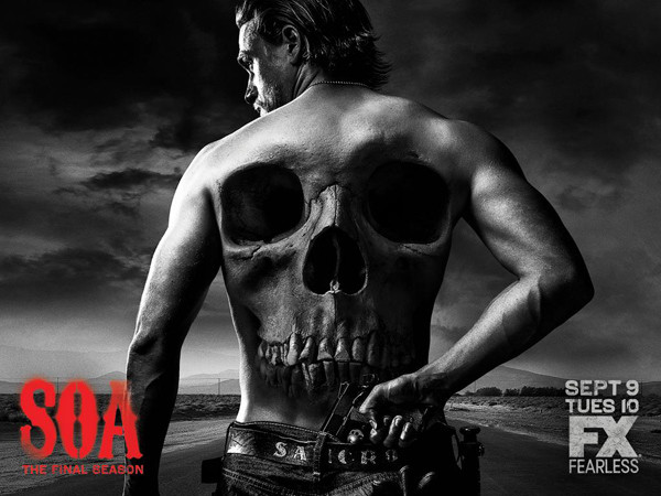 Sons of Anarchy Final Season Poster