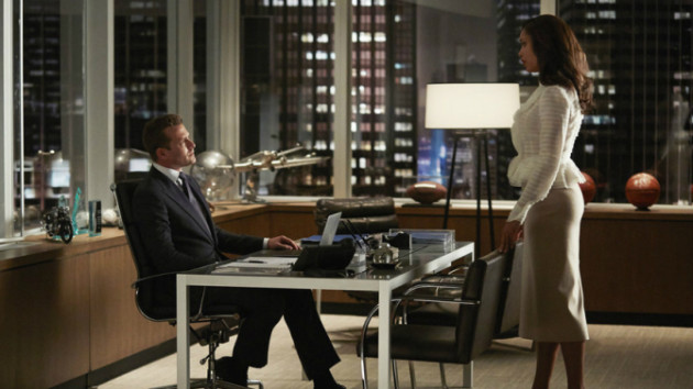 Harvey v. Jessica - Suits Season 4 Episode 8