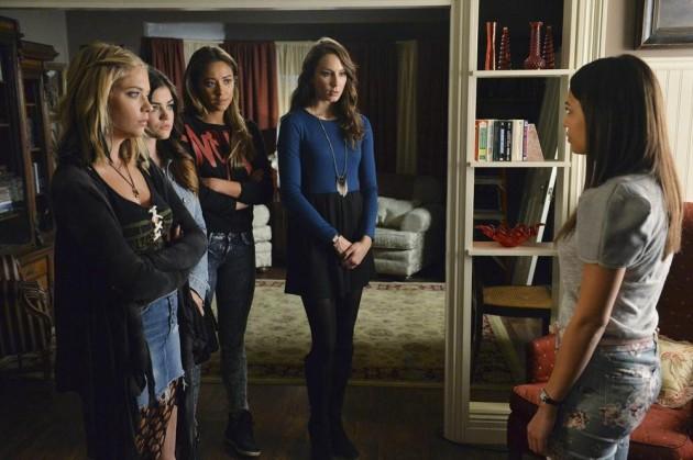 Confronting mona pretty little liars season 5 episode 12