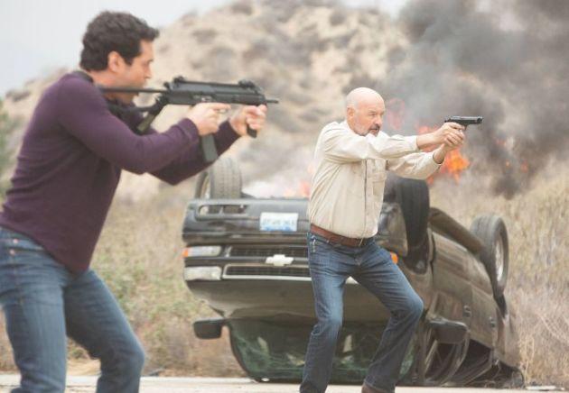 Bullets Fly - Gang Related Season 1 Episode 13