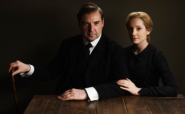 John and Anna Bates - Downton Abbey