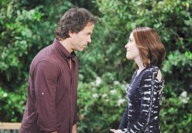 Daniel Is Suspicious of Theresa - Days of Our Lives