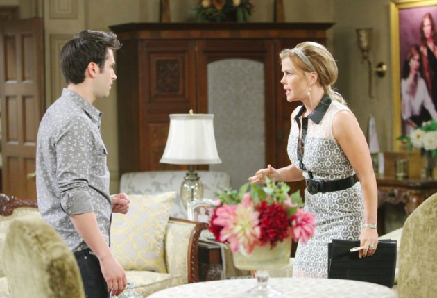 Sonny Blasts Sami - Days of Our Lives