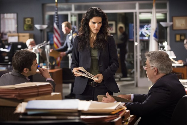 Unconventional Means - Rizzoli & Isles