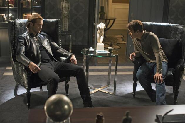 Eric and Bill - True Blood Season 7 Episode 9