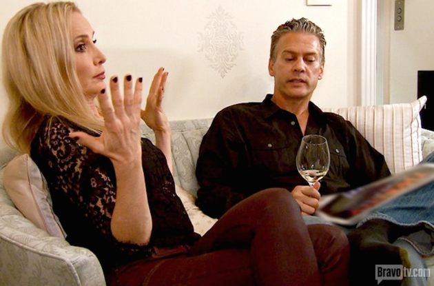 Shannon and David - The Real Housewives of Orange County Season 9 Episode 18