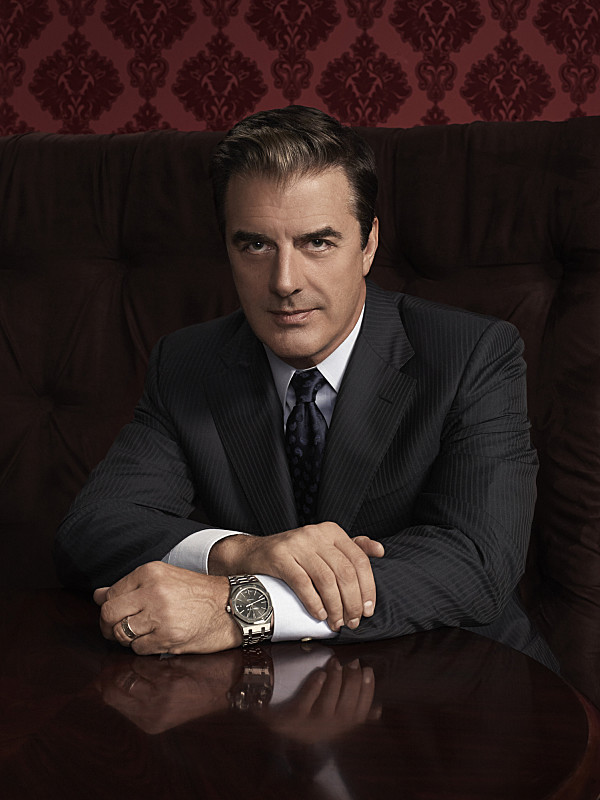 Chris Noth (Peter Florrick) - The Good Wife