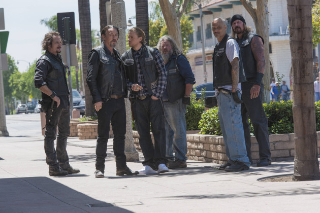 Meeting With Jax - Sons of Anarchy Season 7 Episode 1