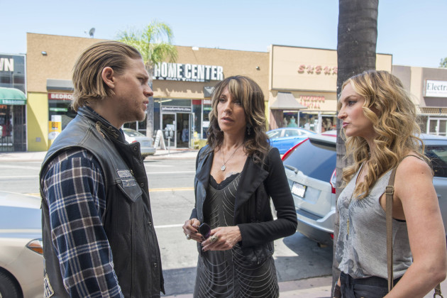 The New Caretakers - Sons of Anarchy Season 7 Episode 1