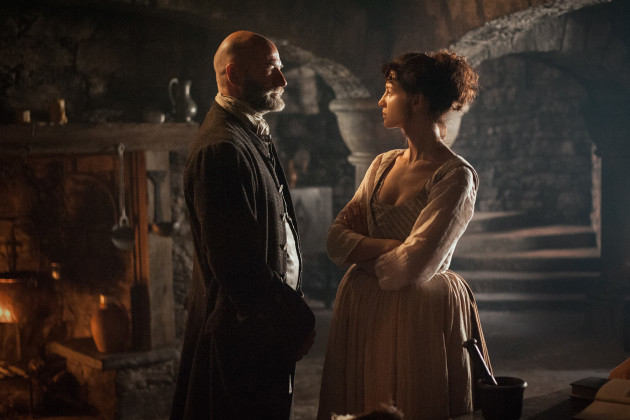 Checking In - Outlander Season 1 Episode 3