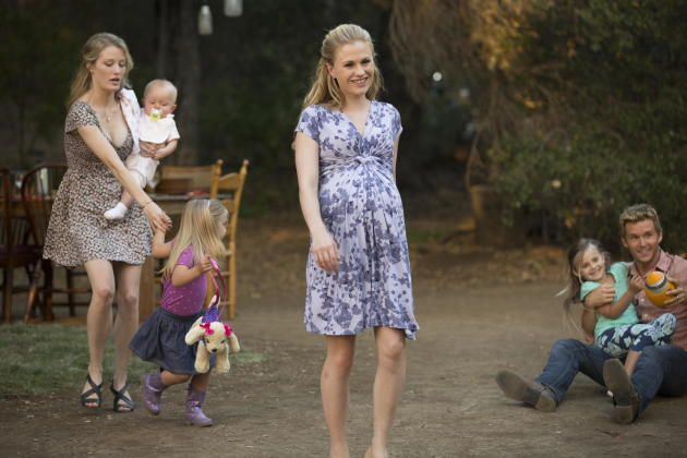 Pregnant Sookie - True Blood Season 7 Episode 10