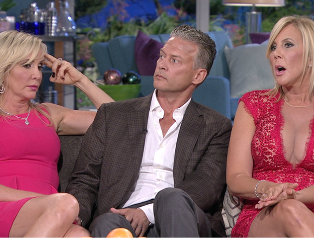 The Real Housewives of Orange County Reunion Pic Season 9 Episode 19