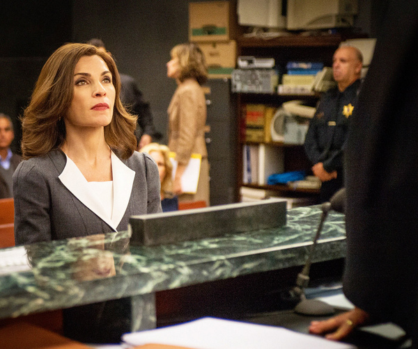 The Good Wife Season 6 Premiere Pic