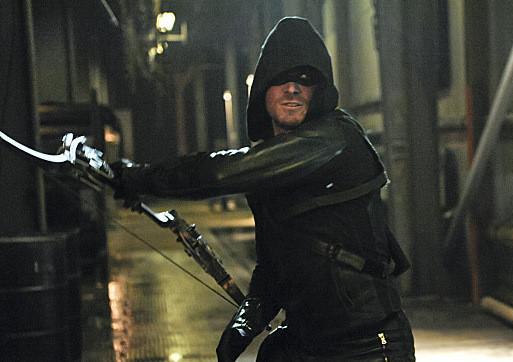 Arrow Premiere Picture